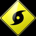 Caution Hurricane