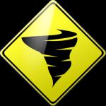 Caution Tornado