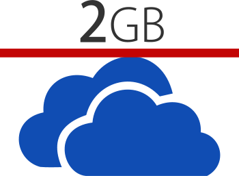OneDrive's 2 GB File Limit