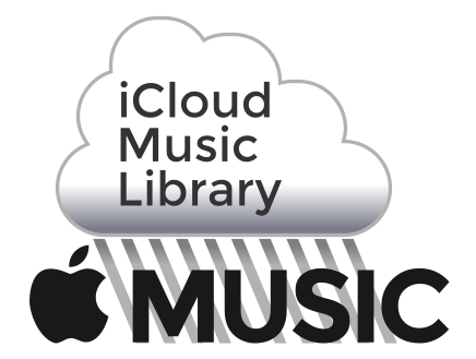 iCloud Music Library Raining on Apple Music