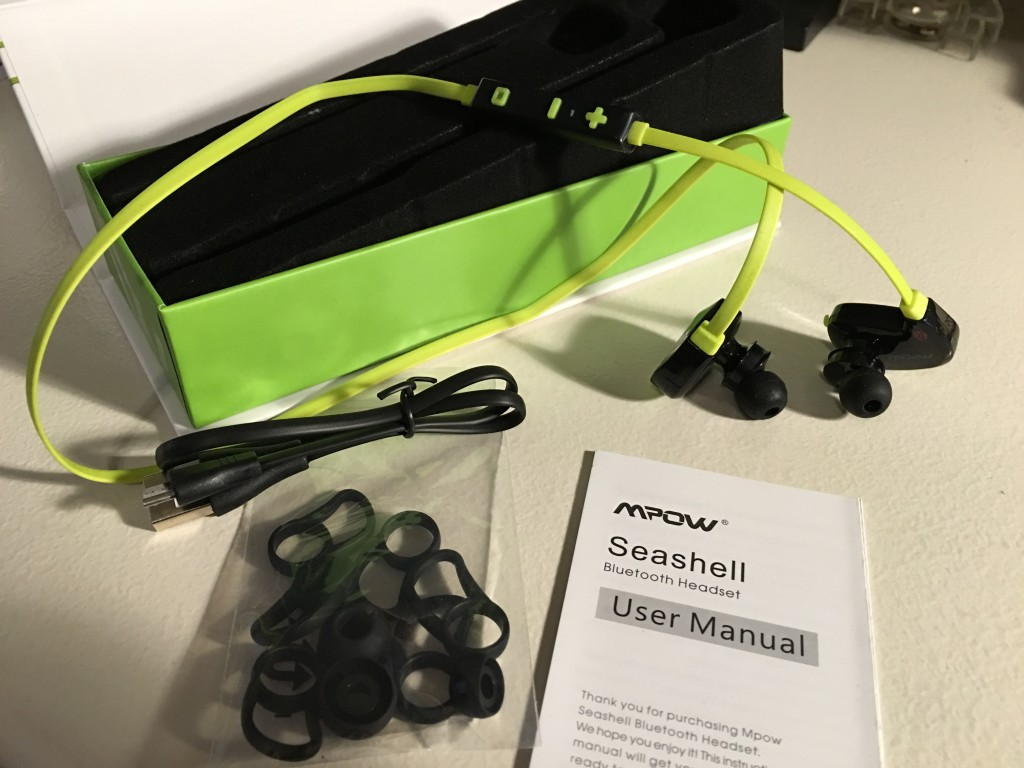 Mpow Seashell Bluetooth Headphones